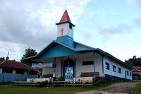 Gereja Tertua di Tanah Papua