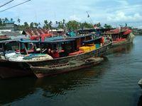 Transportasi Laut Ala Kep. Riau, Mulai Dari Modern Hingga Tradisional