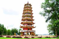 Pulau Kemaro Bagian 1: Pagoda Megah di Pulau Tak Tenggelam