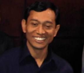 Bupati Simalungun JR Saragih Tiba di MK
