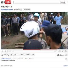 Beredar di Youtube, Jemaat Ahmadiyah Disiksa dengan Kejam