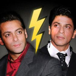 Salman Khan Belum Mau Berdamai dengan Shahrukh Khan