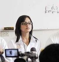Mahasiswi Kepala Polisi Meksiko Bebas dari Tahanan Imigrasi Texas