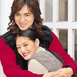 Vic Chou Tak Hadiri Pernikahan Barbie Hsu