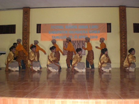 Festival Budaya Hibualamo 2011 DiGelar April