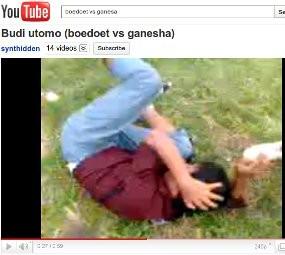 Ibu-ibu di Depok Sesalkan Video Tawuran \Boedoet VS Ganesha\