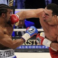 Kalahkan Haye, Klitschko Rebut Sabuk Kelas Berat WBA
