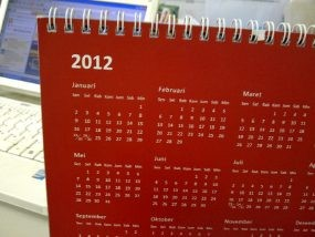 Ini Dia Hari Libur Nasional & Cuti Bersama 2012