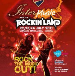 Edane: Edan-edanan di Java Rockin\Land 2011