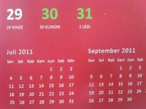 Persis: Ada Kesalahan dalam Penanggalan 1 Syawal di Kalender