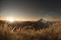 Dieng Double Sunrise