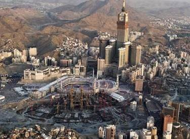 Perluasan Tak Henti di Masjidil Haram
