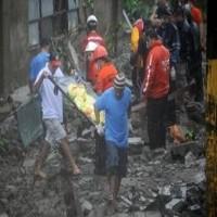 Belum Pulih Dampak Topan Nesat, Filipina Diterjang Topan Nalgae