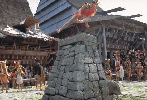Lompat Batu di Bawomatalua