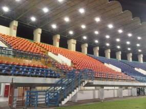 Stadion Segiri Selangkah Lagi Kantongi Grade A dari AFC