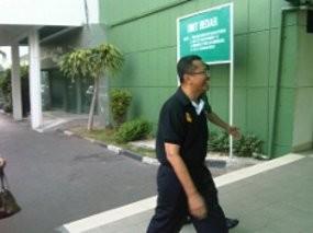 Dahlan Iskan Jadi calon Menteri Pertama yang Jalani Tes Kesehatan