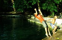 Besiap-siap salto