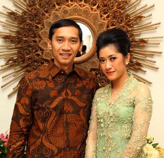 Ini Dia Urut-urutan Prosesi Pernikahan Ibas-Aliya