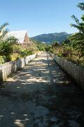 Jalan Desa Lobo