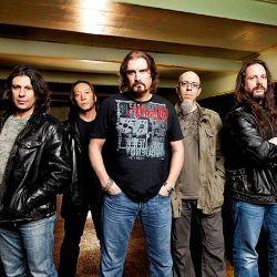 Dream Theater Konser di Jakarta 21 April 2012