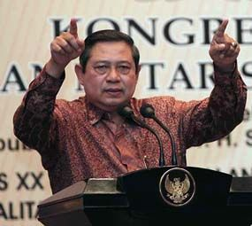 SBY: LSM Asing Jangan Obrak-abrik Indonesia