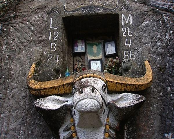 Salah satu warisan masyarakat Toraja
