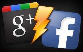 'Perang' Facebook & Google+ Memanas di 2012