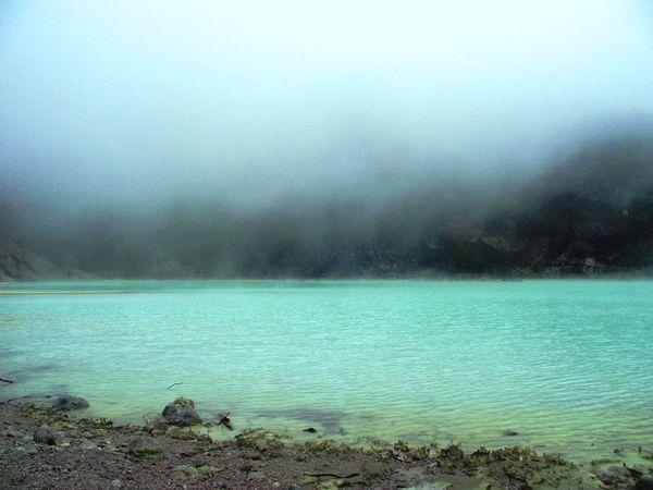 Danau kawah putih