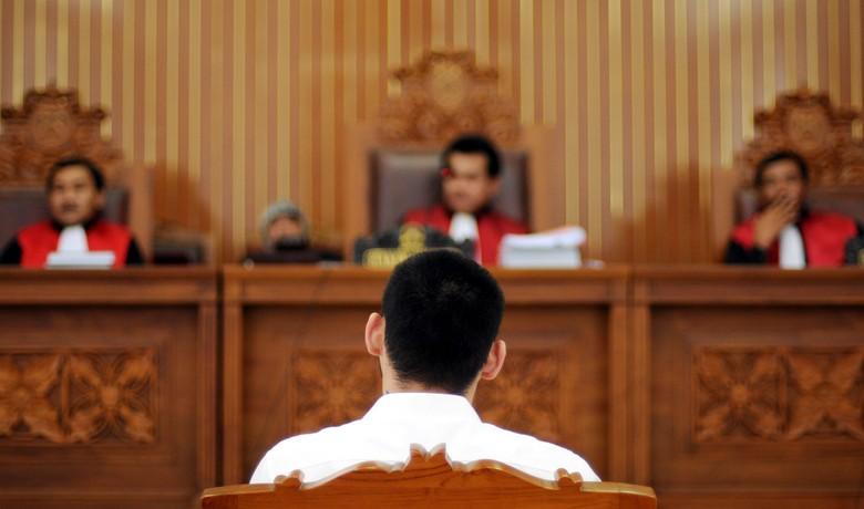 \Garong\ Rp 8,7 M, Mantan Kacab Bank BNI Tebet Dibui 5 Tahun