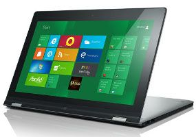 IdeaPad Yoga, 'Perkawinan' Laptop & Tablet