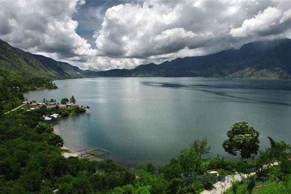 View Danau Air Tawar. (Dok.  acehprov.go.id)