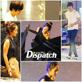 Agensi Benarkan Kabar Putus Lee Min Ho & Park Min Young