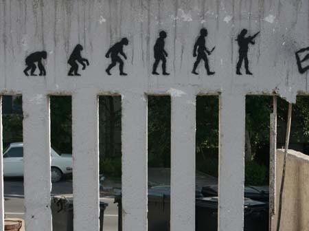 evolution (sumber: antilabelblog.com)