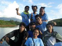 Pendakian Seru di Banjar, Kalimantan Selatan