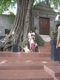 Depan Museum Majapahit