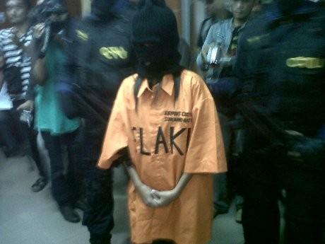 Terima 502 Gram Sabu dari Liberia, Cewek asal Kalsel Ditangkap
