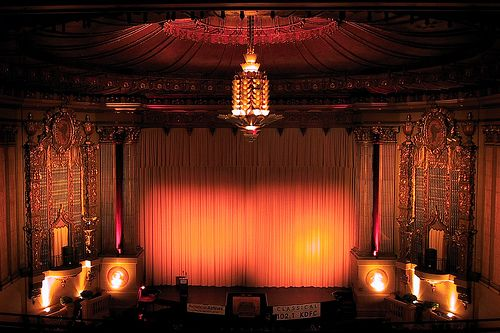 Teater Castro, San Francisco, AS