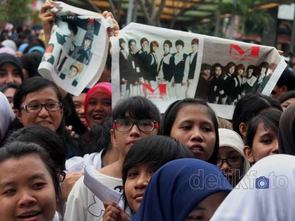 ELF Minta Super Junior ke Indonesia