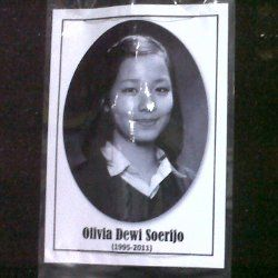 Mengenang Olivia Dewi, Si Periang yang Sayang Keluarga