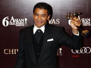 Kalahkan Andy Lau, Donny Damara Aktor Terbaik Asia