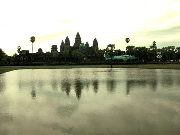 Angkor Wat, Kamboja (Sancelim/ dTraveler)