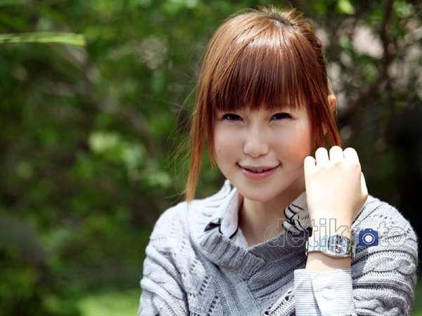 Si Cantik Aelke Mariska yang Berwajah Oriental