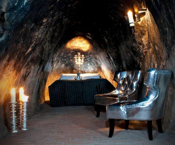 Kamar bawah tanah paling dalam se-dunia (salasilvergruva.se)
