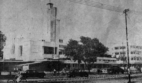 Metropole saat awal berdiri (dok. Sinematek Indonesia/ karbonjournal.com)