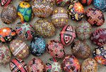 Pysanka, Telur Paskah Unik dan Cantik dari Ukraina