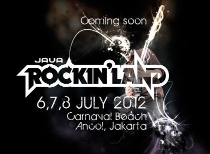 Tiket Java Rockin\Land 2012 Segera Dijual