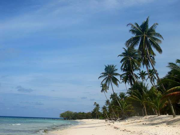 [imagetag] Pantai Pulau Durai (Diah Nathalia Pramudya Wardani/ACI)