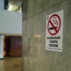 Gedung DPR Akan Dilengkapi Ruang Khusus Merokok