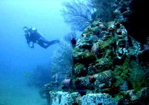 Inilah Candi Bawah Laut Di Bali [ www.BlogApaAja.com ]