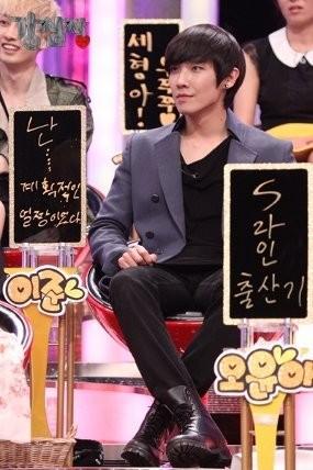 Lee Joon \MBLAQ\ Fobia pada SNSD